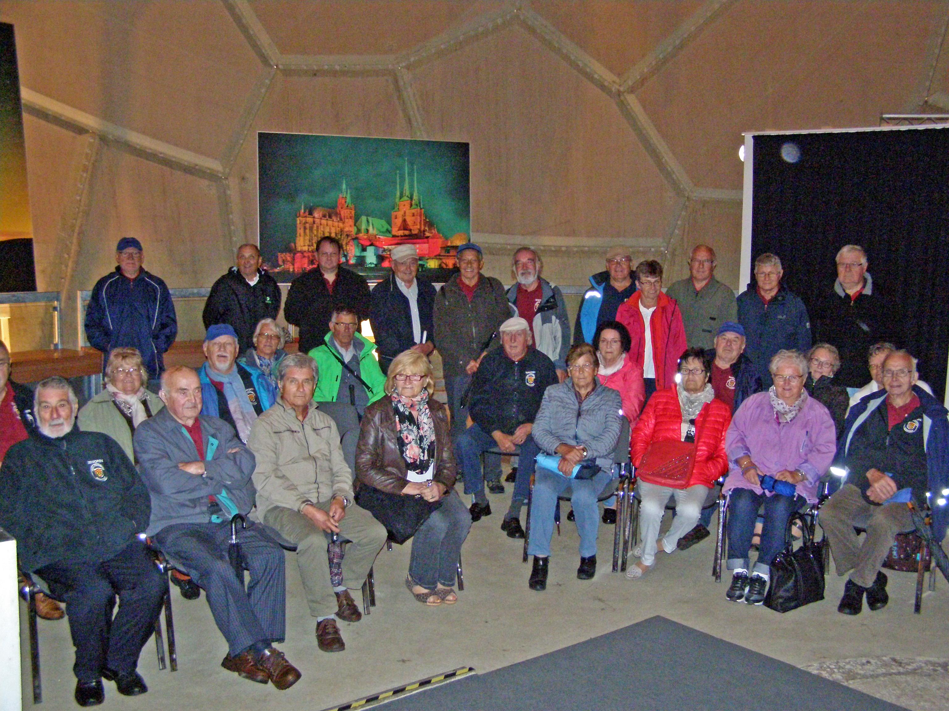 Bildergalerie Jahresausflug Fw. Senioren